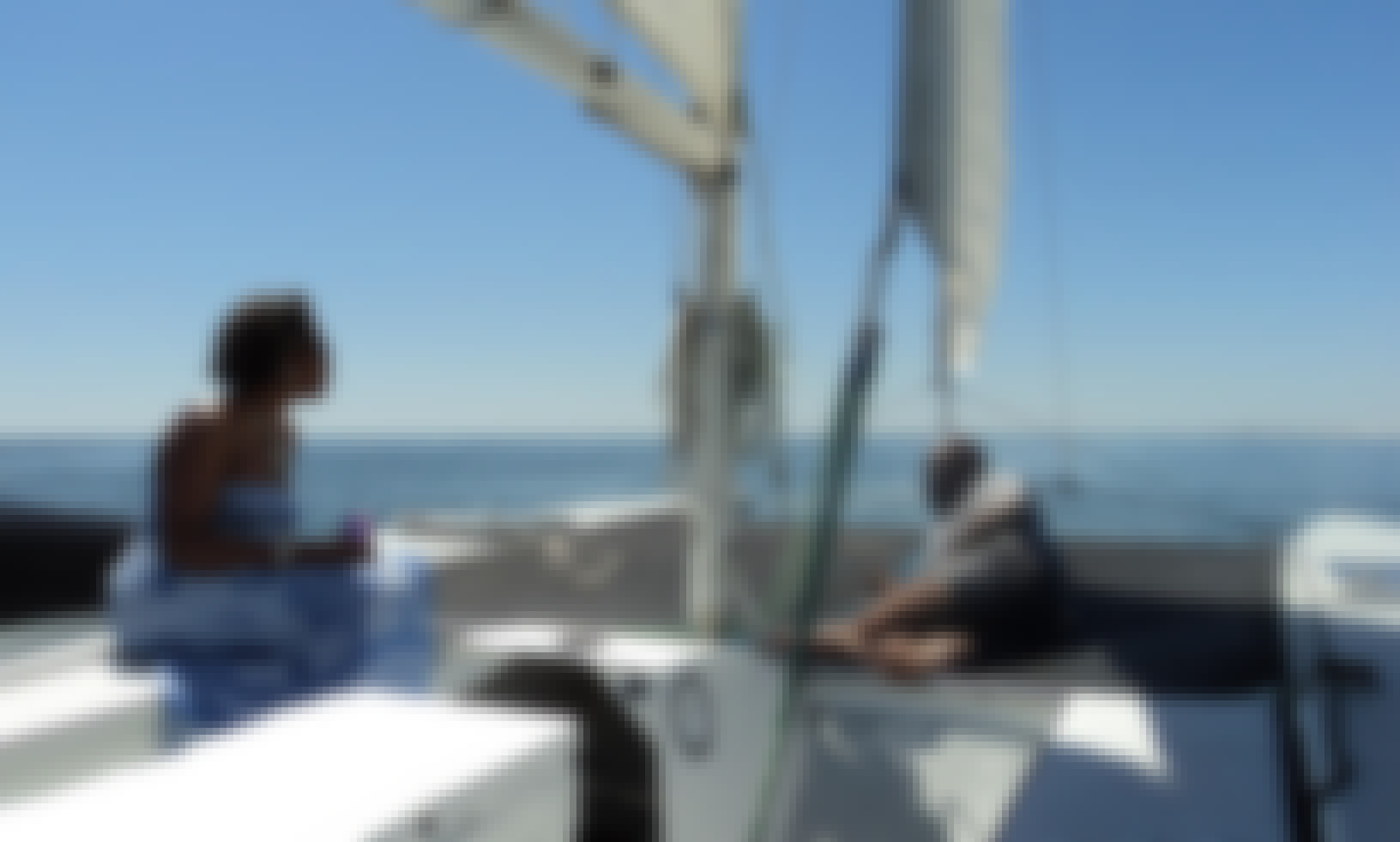 Cruising Stiletto 30' Catamaran Charter in Destin