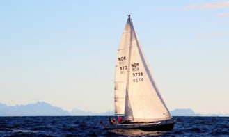 """Charter 44ft """"Norbeeze"""" Bavaria Sailing Yacht From Harstad, Norway"""