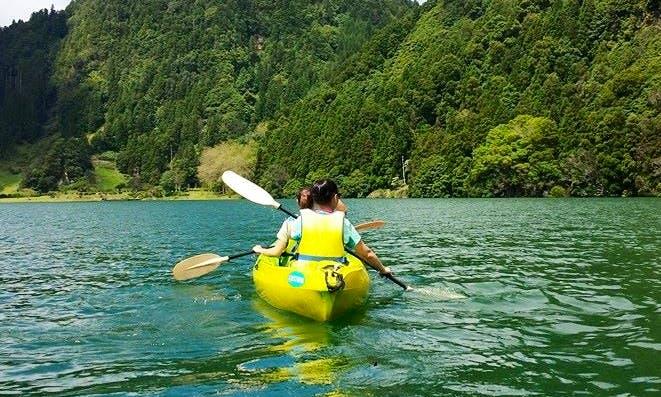 Enjoy Kayaking In Ponta Delgada, Portugal
