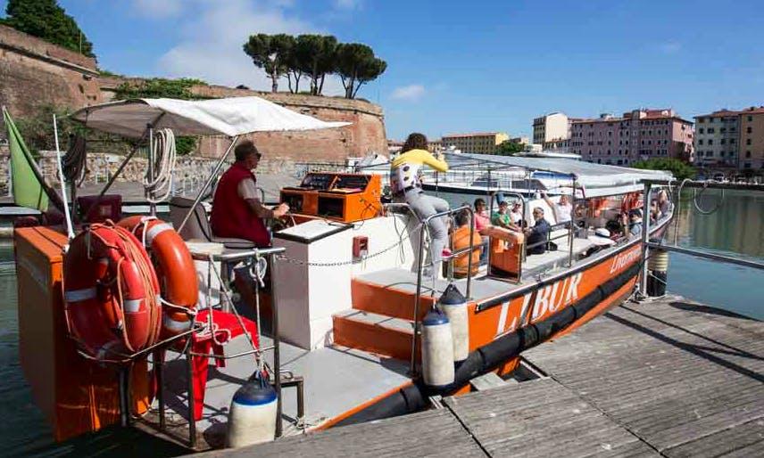 Sightseeing Tour In Livorno, Toscana