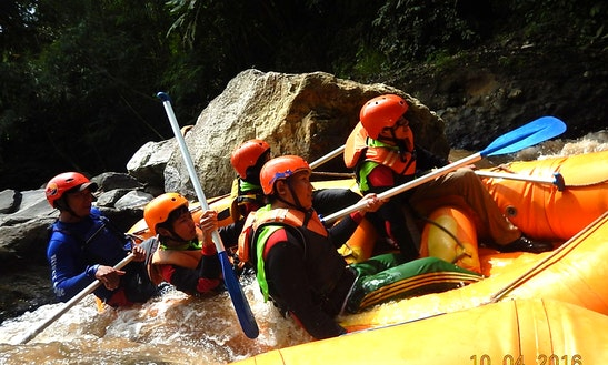 Rafting Di Batu, Malang, Jawa Timur - Indonesia