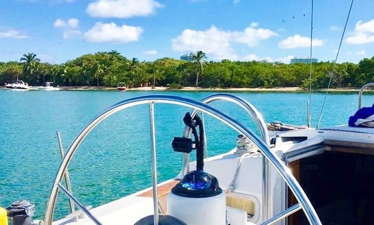Living Aboard Off The Grid Island & Sailboat Experience