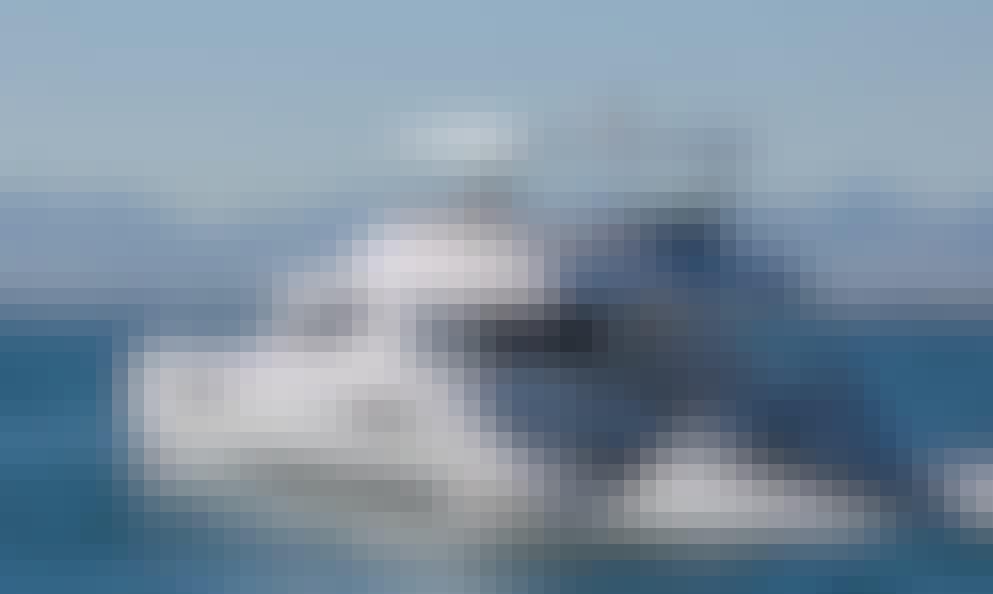 Charter 51' Power Catamaran in Phuket, Thailand