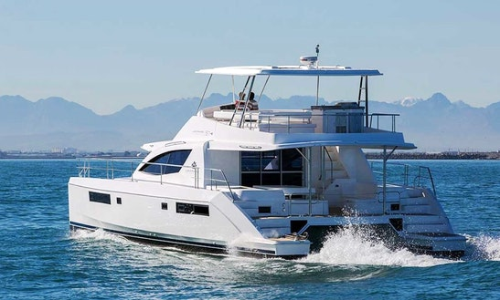 Charter 51' Power Catamaran In Phuket, Thailand