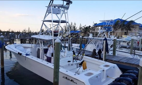 41ft Sea Hunter Fishing Yacht In Jupiter, Florida