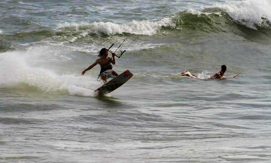 Enjoy Kiteboarding Lessons & Rentals In Phan Thiet, Vietnam