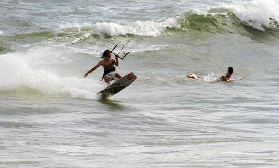Enjoy Kiteboarding Lessons & Rentals In Phan Thiet, Vietnam