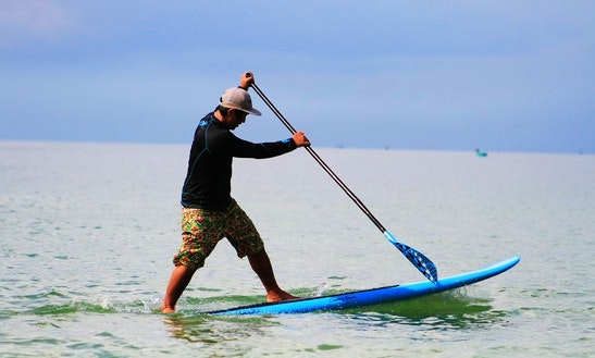 Rent A Stand Up Paddleboard In Phan Thiet, Vietnam