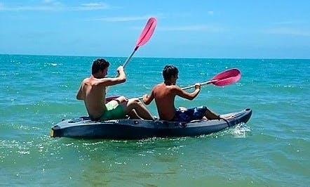 Hire Double Kayak in Hervey Bay, Queensland