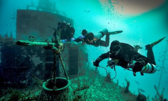 Enjoy Diving Trips & Courses In San Pawl Il-baħar, Malta