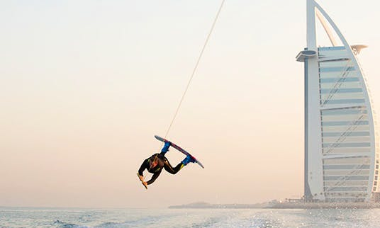 Wakeboarding In Dubai, United Arab Emirates