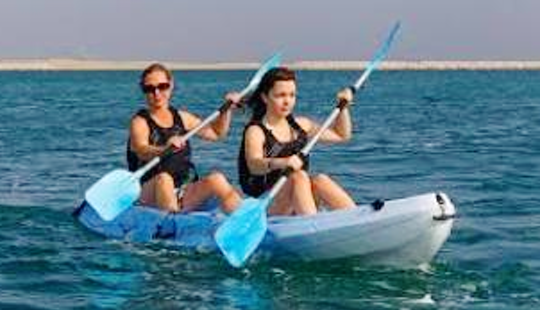 Kayak Rental In Dubai, United Arab Emirates