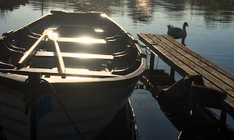 Go Fishing in Portumna, County Galway on Dinghy