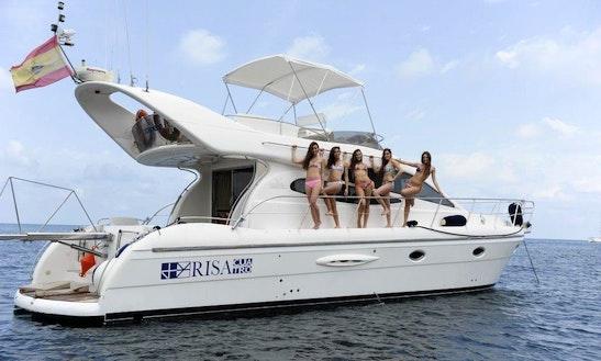 Motor Yacht Rental In Torrevieja