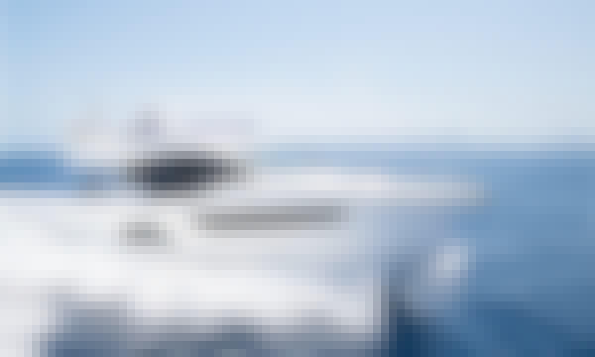 New Brand Sealine F530 Motor Yacht Charter in Alicante, Spain