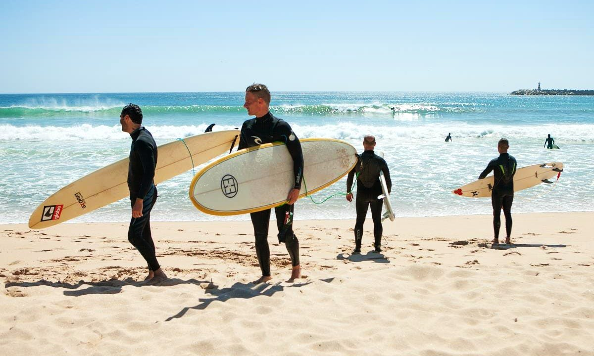 Surf Trips in Ericeira, Portugal