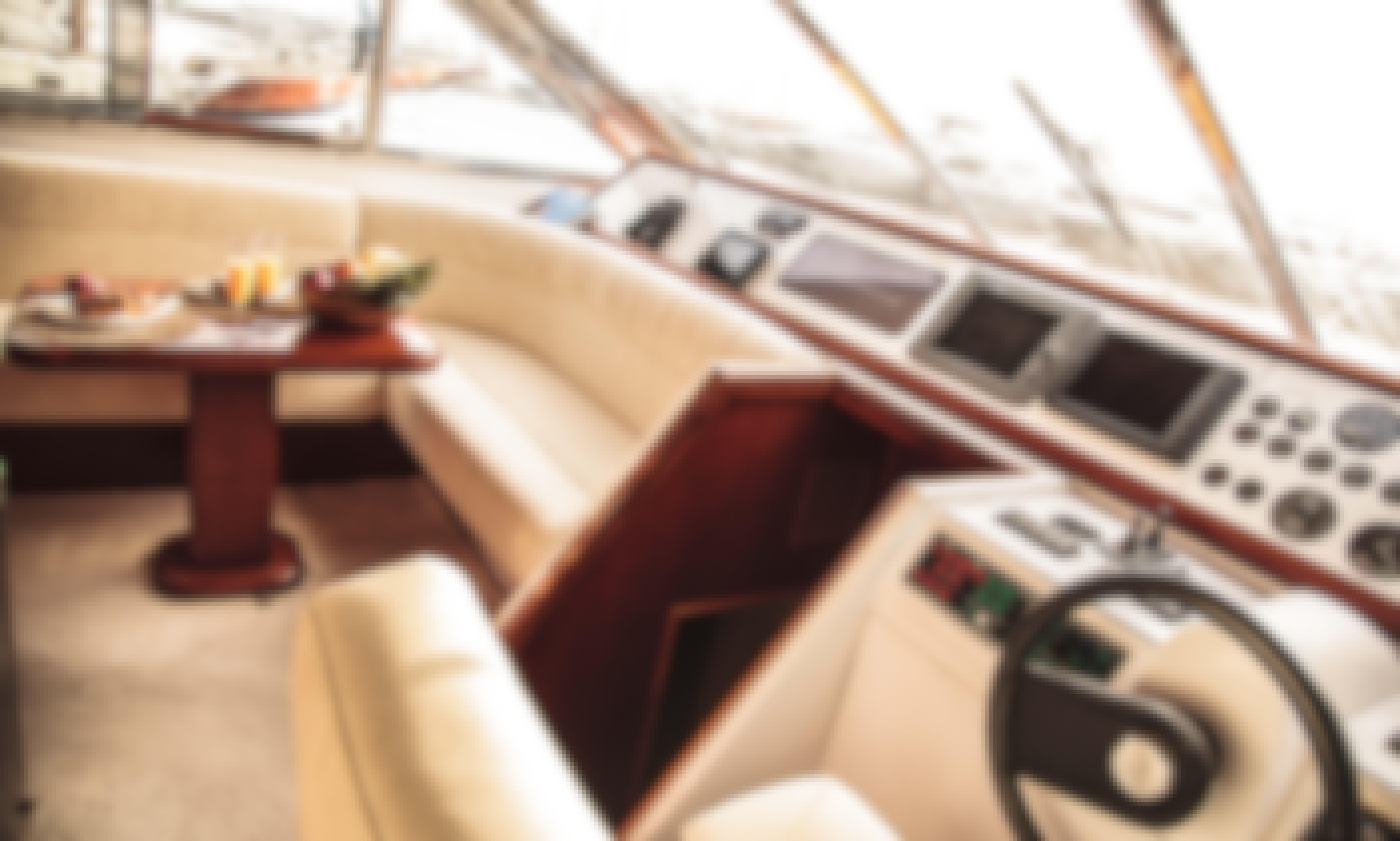 Technema 64 Flybridge Power Mega Yacht in Athens, Greece