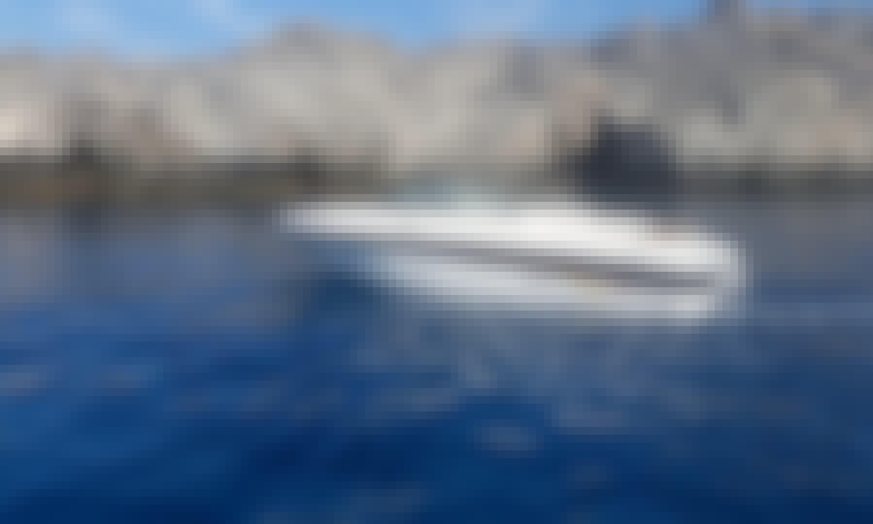 Speedboat Fourwins Horizon 180 (140 HP) for rent in Rhodes