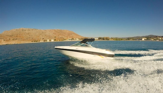 Speedboat Fourwins Horizon 180 (140 Hp) For Rent In Rhodes