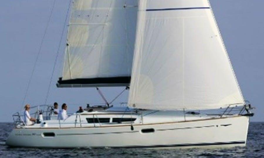 "Charter the 39ft ""BBCAP"" Jeanneau Sailing Yacht in Vigo, Spain"