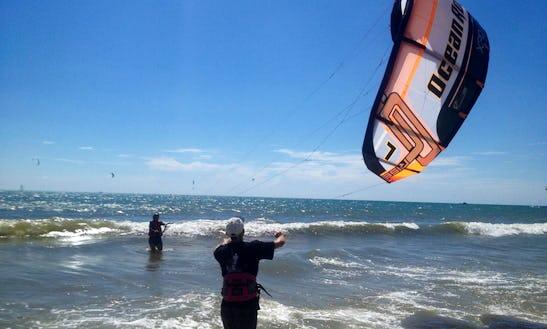 Enjoy Kitesurfing Courses & Rentals In Phan Thiết,vietnam