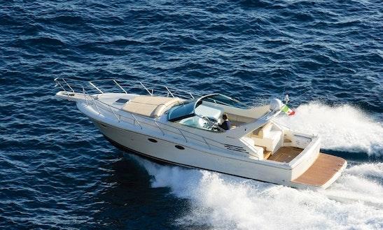 Charter 42' Motor Yacht In Sardegna, Italy