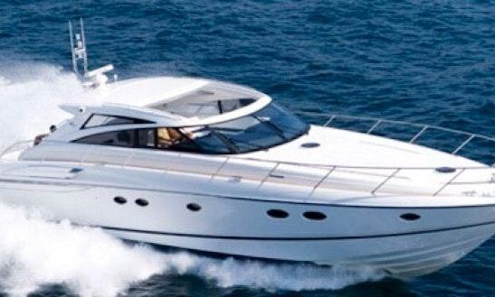 Charter 58' Power Mega Yacht In Sardegna, Italy