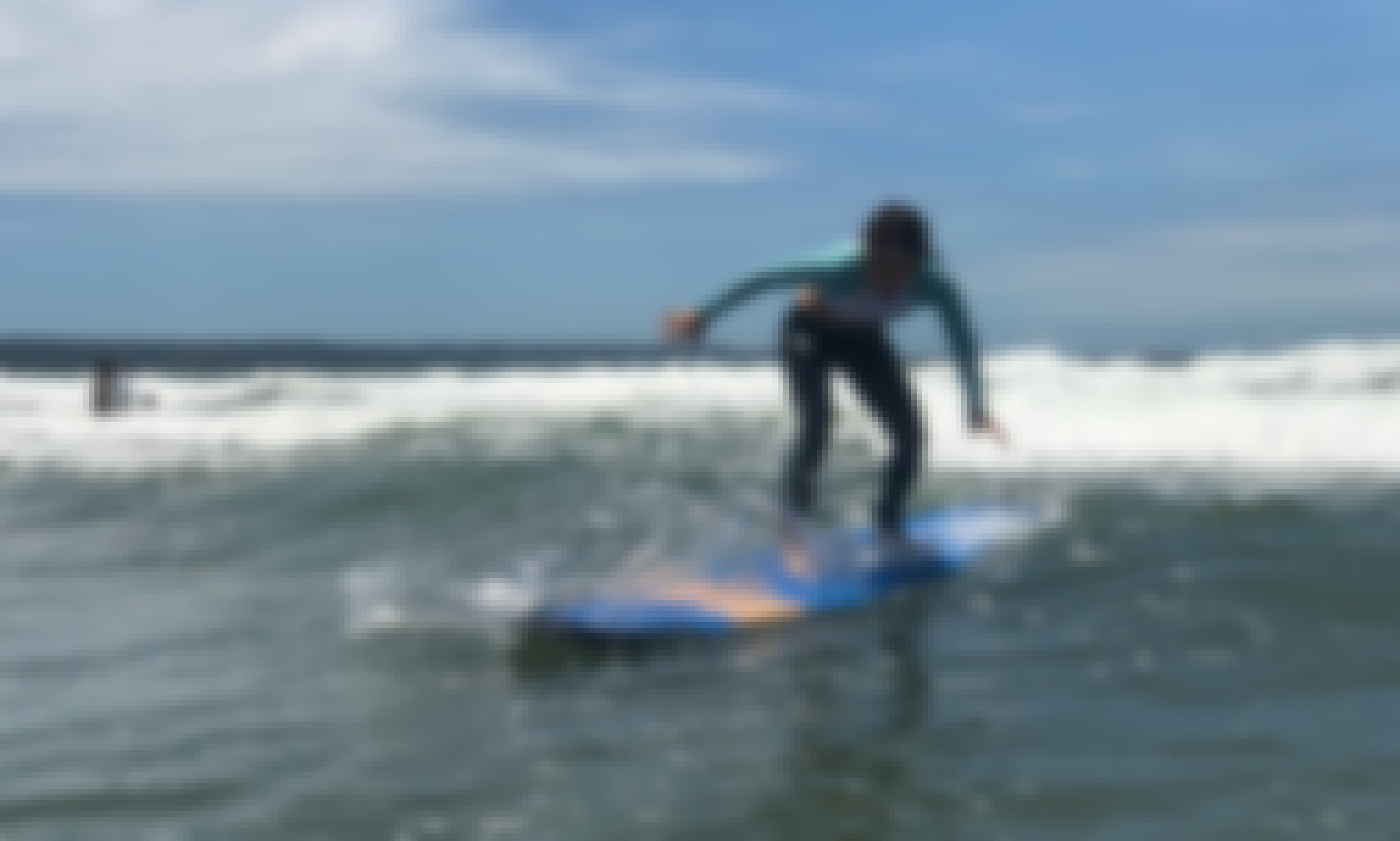 Surf Lessons and Rentals in Kuta, Bali