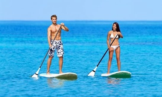 Stand Up Paddleboard Lesson And Rental In Sagres, Portugal