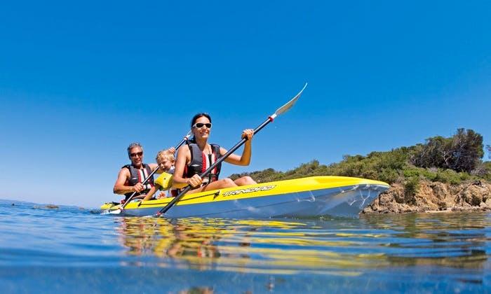 Tandem Kayak Rentals in Sagres, Portugal