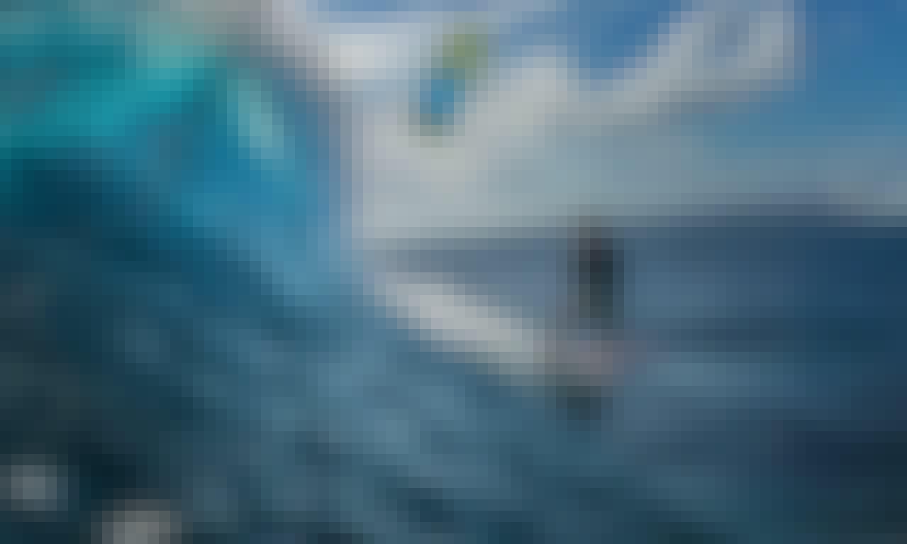 Kiteboarding with IKO Certified Instructor in Bracklesham Bay