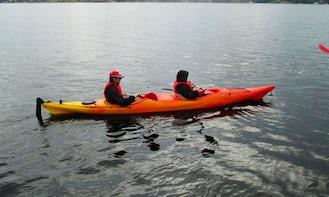 Amazing Double Kayak Rentals and Courses in Fiskebäckskil, Sweden
