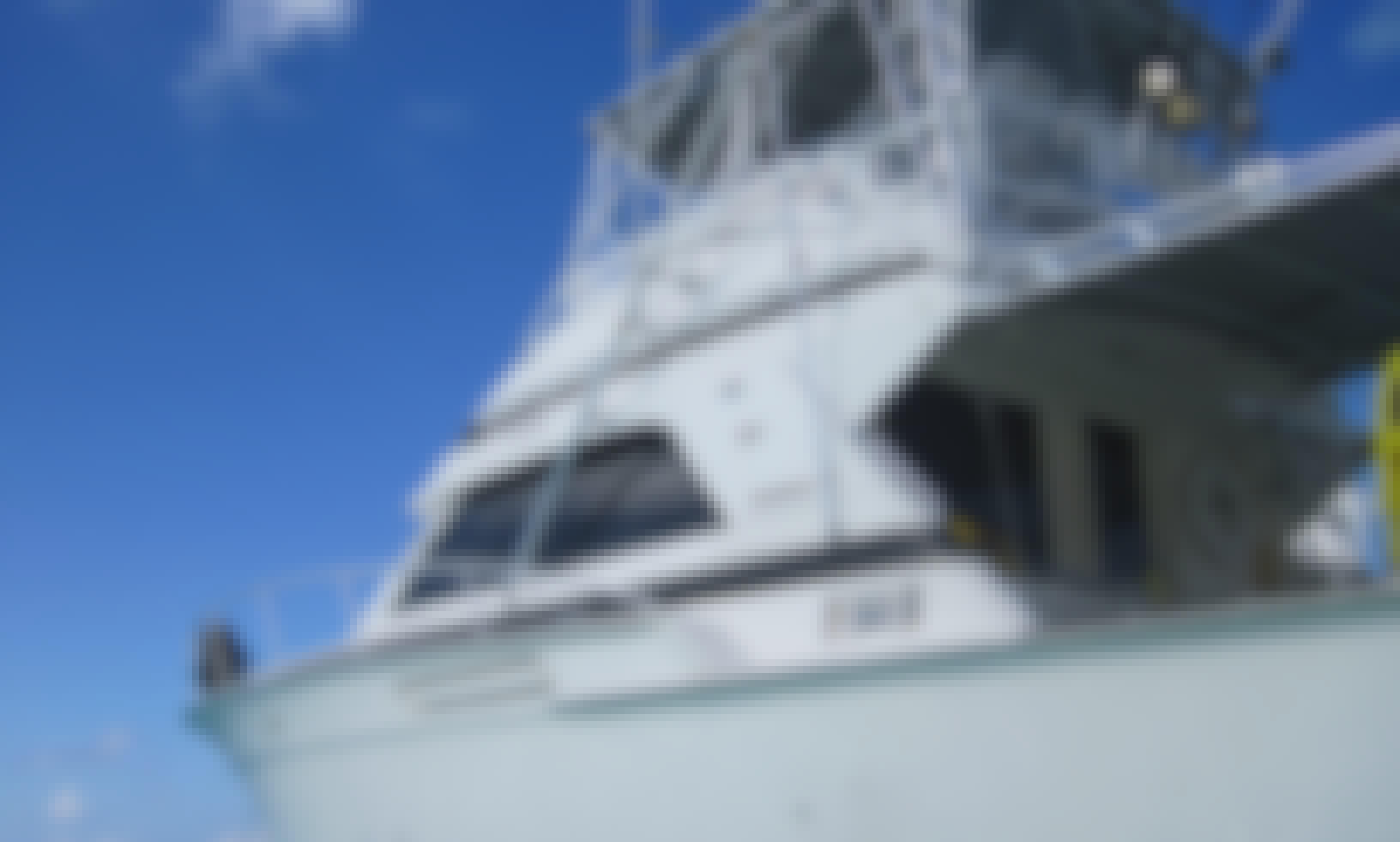 Snorkel Charter 43' Bertram-