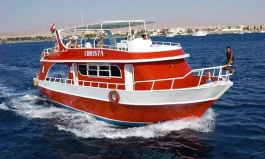 Explore Underwater World Of Safaga, Egypt With Well Trained Instructor Team!