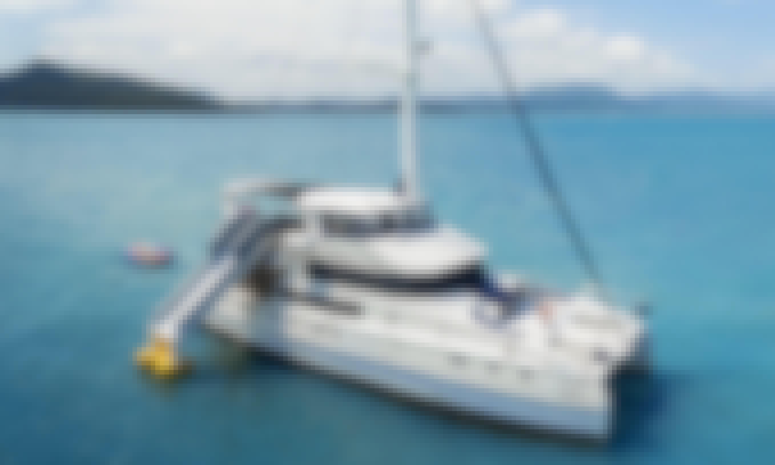 Charter 70' Power Mega Yacht in Phuket, Thailand