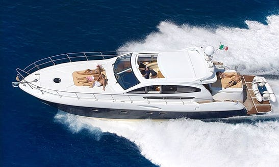 Charter This 52ft Alena Motor Yacht From Taormina, Sicilia