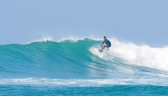 Learn To Surf In Southern Province, Sri Lanka