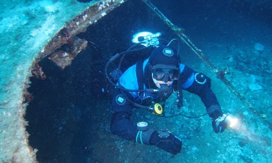 Diving Trips And Courses In Xewkija, Malta