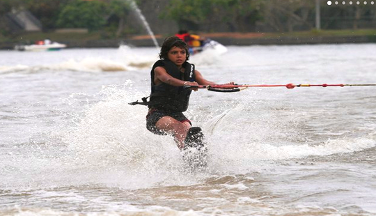 Water Skiing Courses In Aluthgama, Sri Lanka