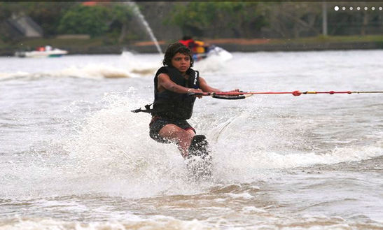 Enjoy Water Skiing Courses In Aluthgama, Sri Lanka
