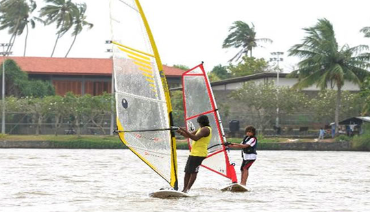 Windsurfing Courses And Rentals In Aluthgama, Sri Lanka