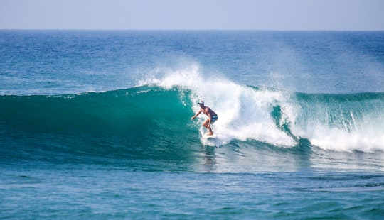 Surf Lessons And Rentals In Aluthgama, Sri Lanka