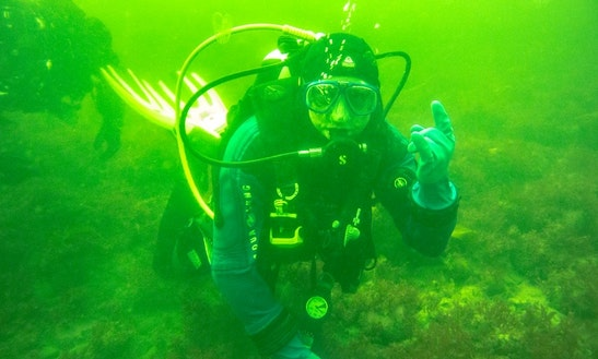 Enjpy Diving Trips And Courses In Lomma, Skåne Län