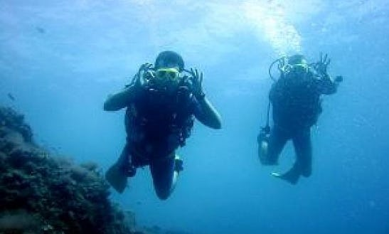 Enjoy Diving Trips In Malvan, Maharashtra