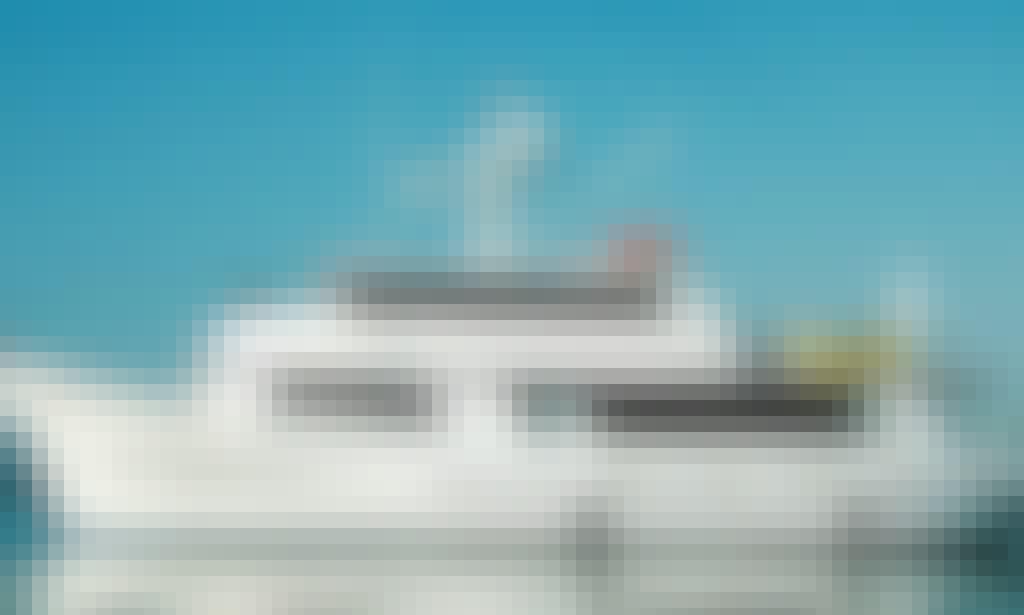 Charter a Luxury Motor Yacht, the Jamal