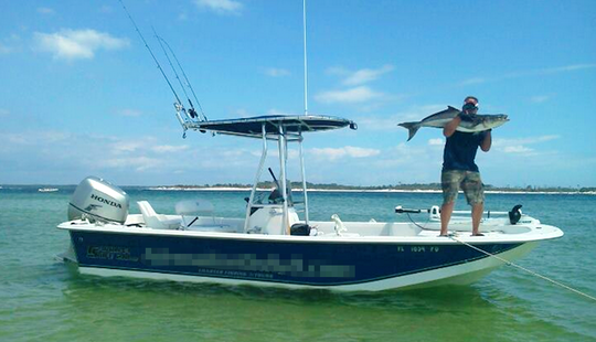 Fishing Charters & Sightseeing Tours In Panama City