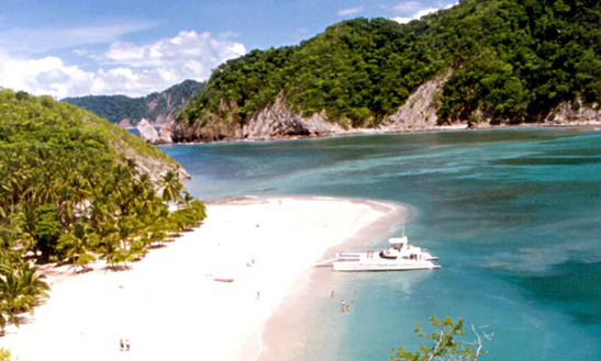 Enjoy Tortuga Island Cruise