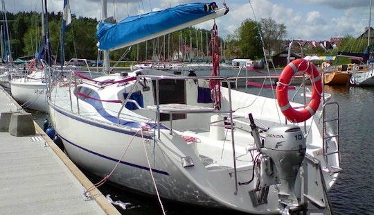 Charter The 30' Tango Sailboat In Wilkasy, Poland