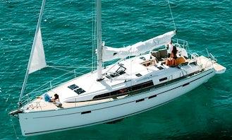 "Charter 46ft ""Alexandra"" Cruising Monohull with 4 Cabins in Novi Vinodolski, Croatia"