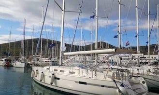 """Charter 46ft """"Libra I"""" Cruising Monohull In Novi Vinodolski, Croatia"""